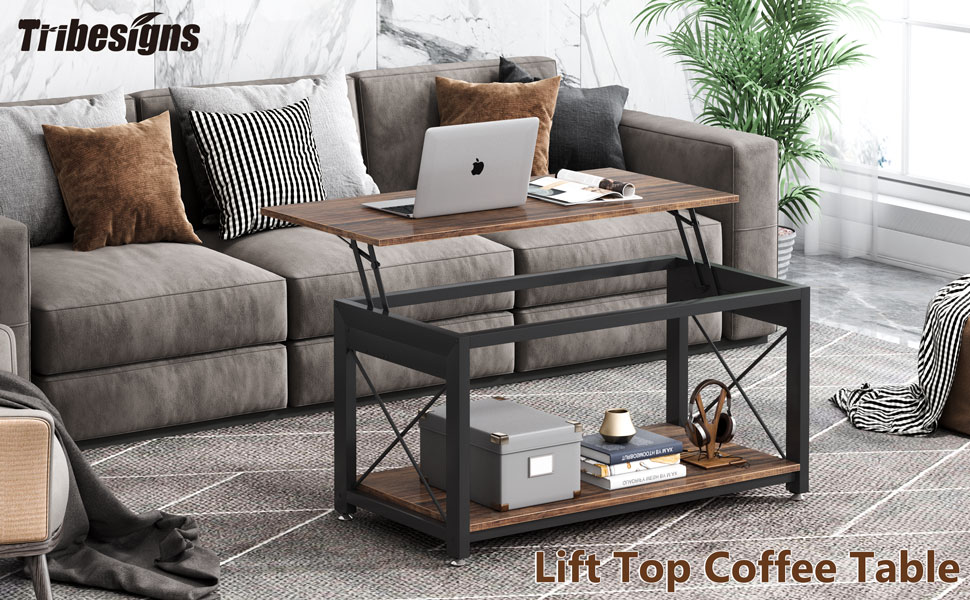 lift top work table
