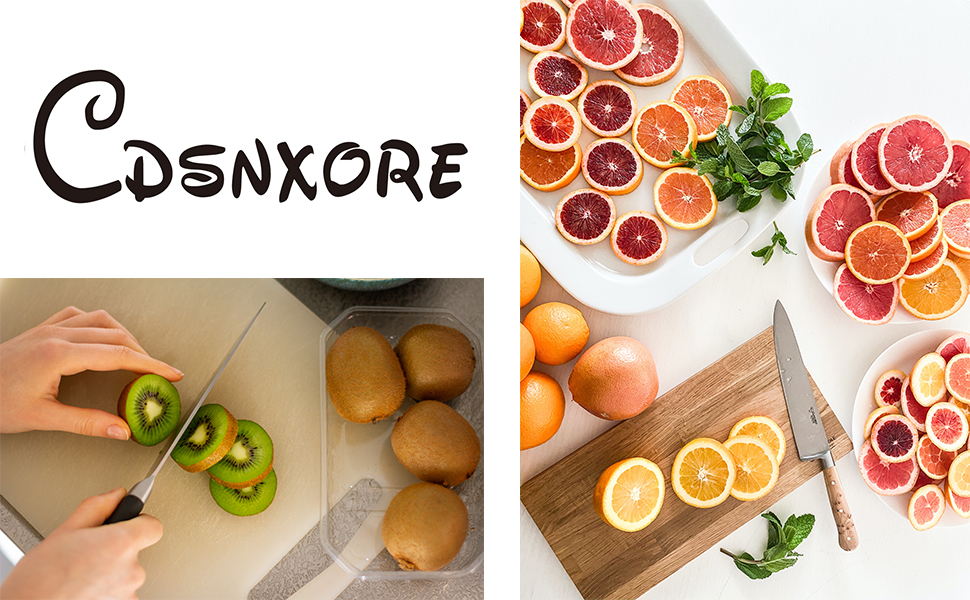 Sharpen Any Knife Safely, Quickly, and Efficiently with the cdsnxore Knife Sharpener!