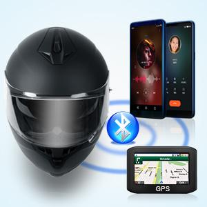 bluetooth modular motorcycle helmet, helmets for adults motorcycle