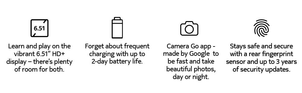 Nokia 1.4 features