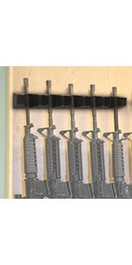 5X RUSFOL Foam Rifle Barrel Rack