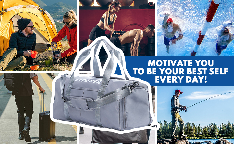 versatile bag gym bag