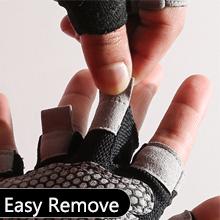 Easy remove