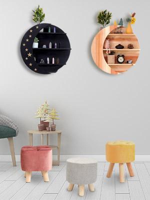 shelf stool