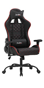 OC-GC2774-Red Gaming Chair