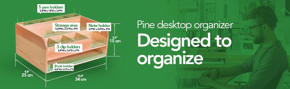 Designed to organize