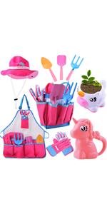 Unicorn Kids Gardening Tool Set