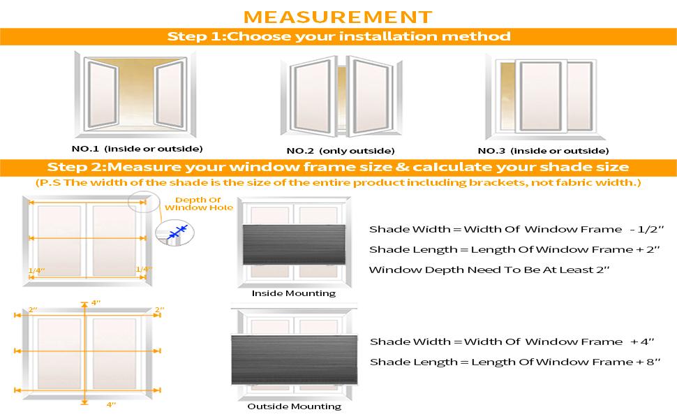 Measurement Size