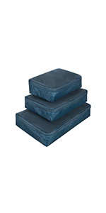 Set of 3 Soft Packing Cubes