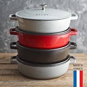 Staub, Cast Iron, Cookware