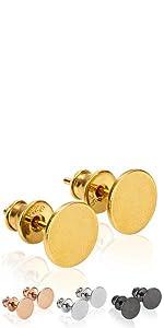 Ohrstecker VIRGIN Gold