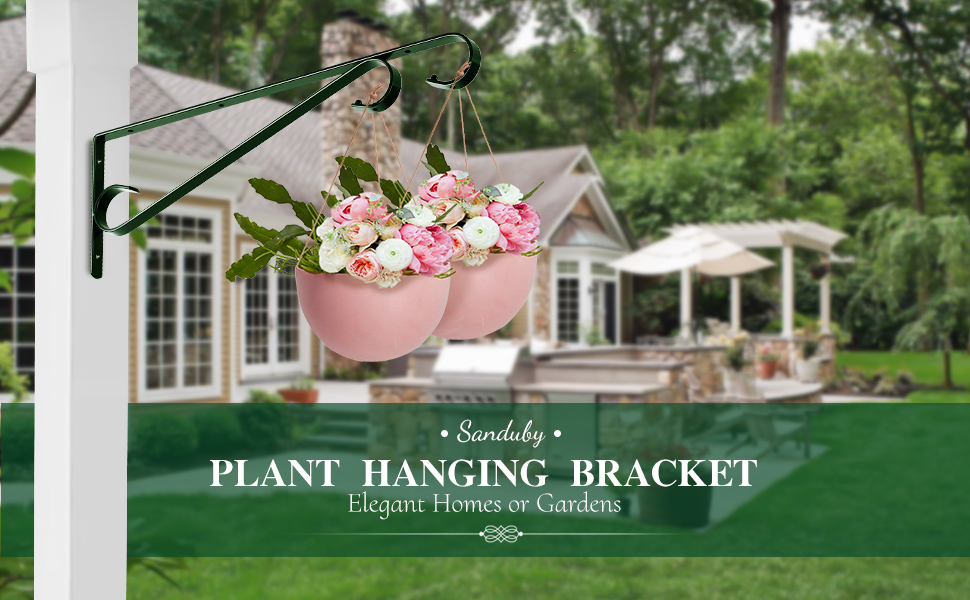 plant hanging bracket