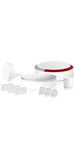 somfy home alarm, huisalarm, aangesloten alarm, sirene, somfy protect, alarmsysteem