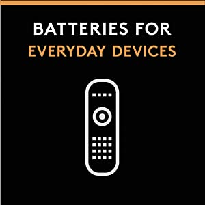 Batteries for everyday devices