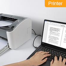 use on printer