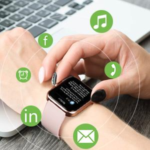 blood pressure smart watch for samsung phones mart watch digital watch fitness watches iws watches