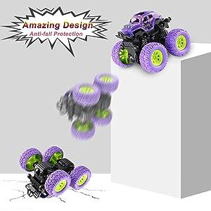 Push and Go Vehicles
