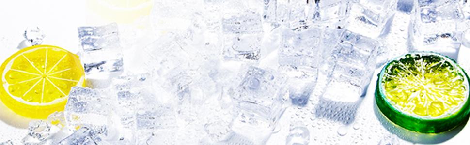 fake acrylic ice cubes