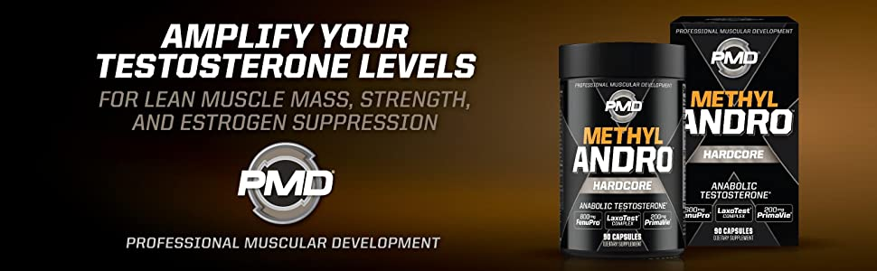 Methyl Andro Hardcore for lean muscle and improved performance