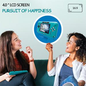 4.0 inch screen
