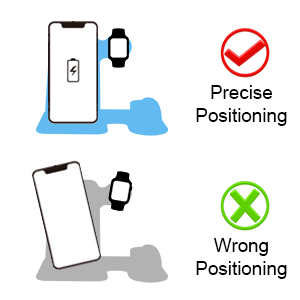 Better Charging Position