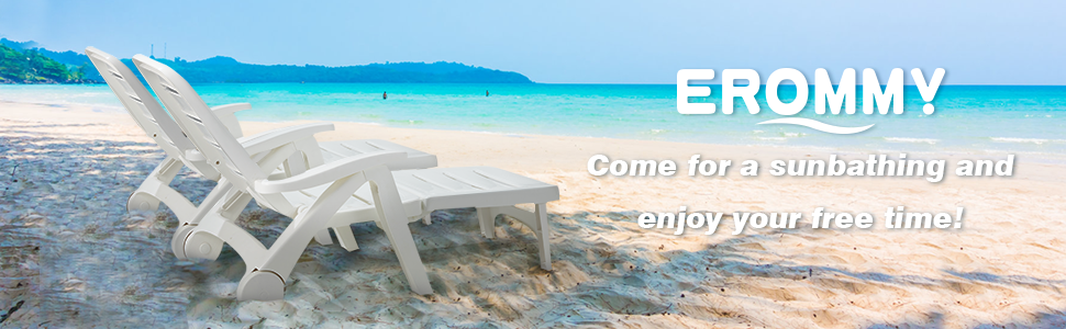 EROMMY foldable chair