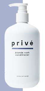 blonde rush conditioner