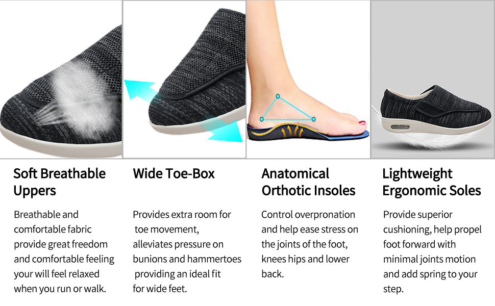 The highlight of Orthoshoes's shoes.