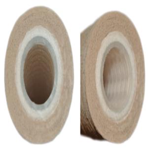 Meltblown filter dirt loading
