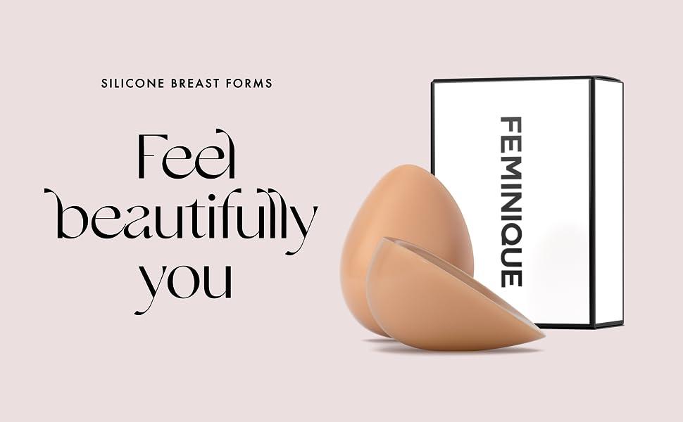 feminique, breast forms
