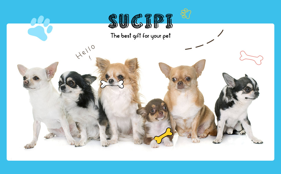 SUCIPI PET DOG SLING THE BEST GIFT FOR YOUR PETS