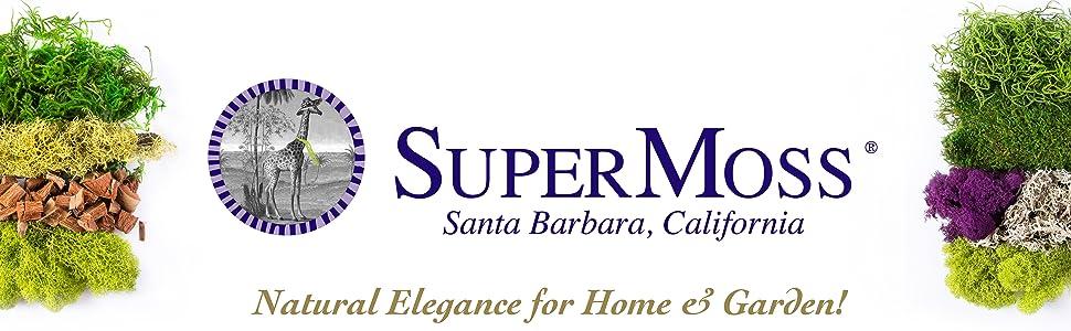 SuperMoss Logo
