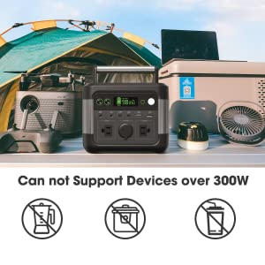 portable power station 300w