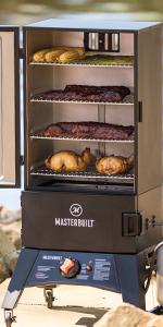 masterbuilt propane Smoker