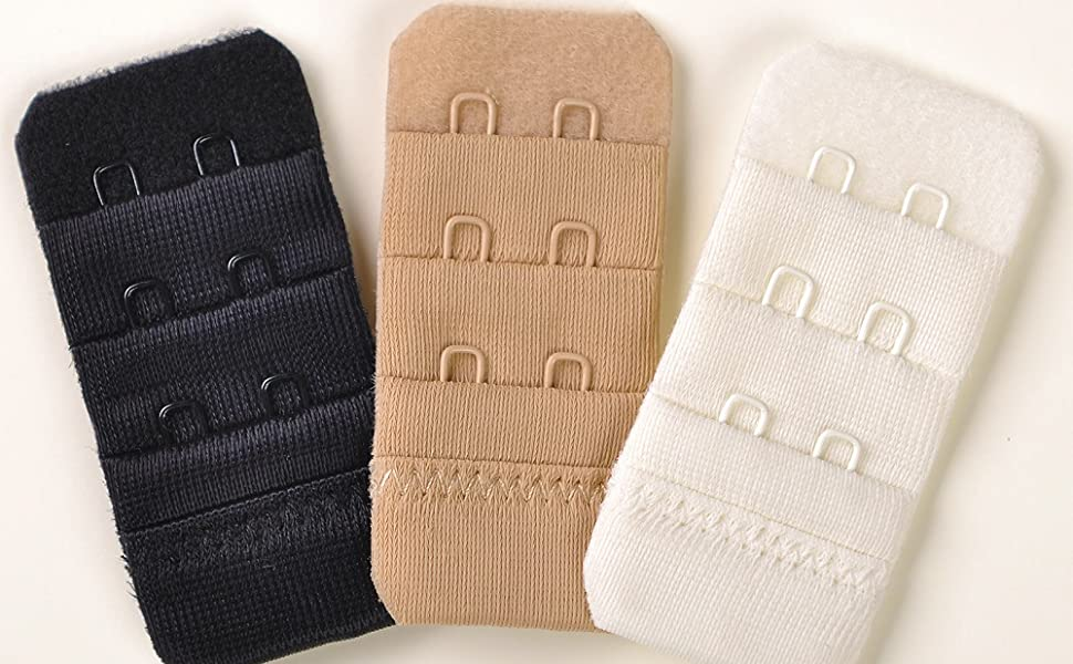 3 Pack (White,Beige and Black) × 2