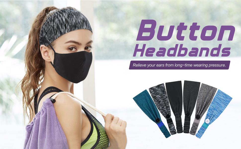button headbands