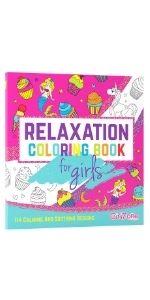 colouring book libro de colorear coloreado zen relaxing relajante mandalas infantil