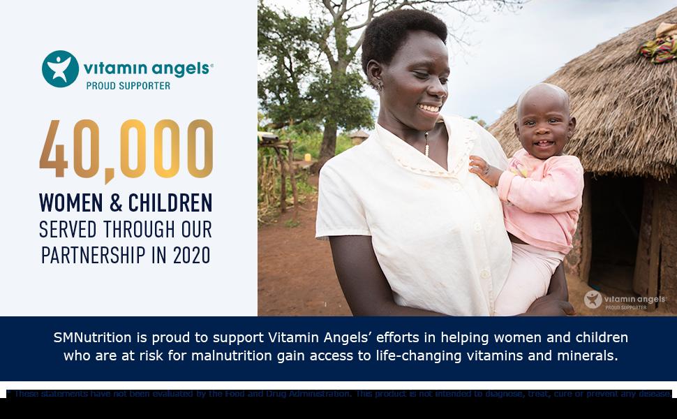 Vitamin angels support women and children