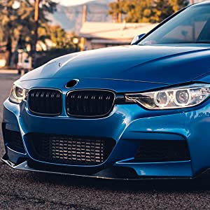 1-gloss black f30 grille