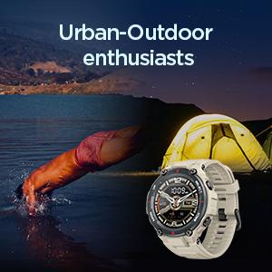 Urban-Outdoor enthusiasts