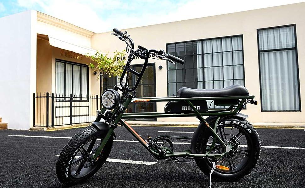 electric bike aluminum
