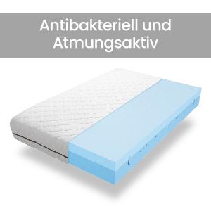 Antibakterielle Matratze