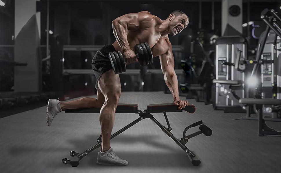 Professional Strength Training Bench