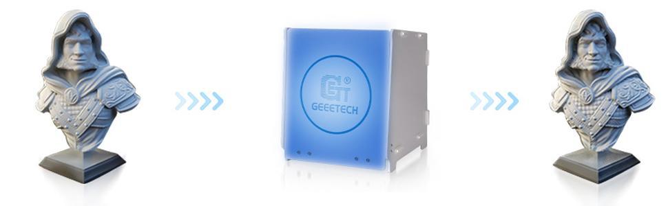 GEEETECH UV CURING BOX