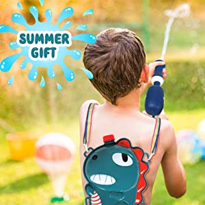 Water Gun super soaker Squirt Gun for Kids Water Blaster Shooter backpack water gun Water Blaster
