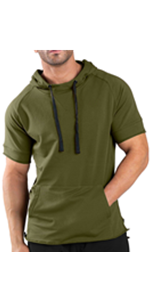 mens workout hoodies