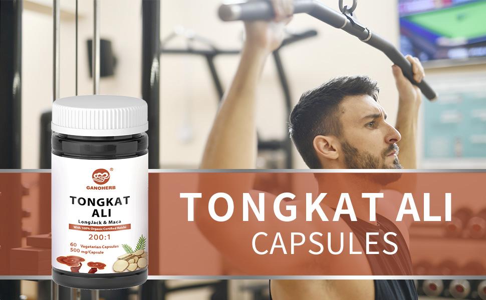 Tongkat Ali Capsule