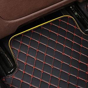 Seat track area