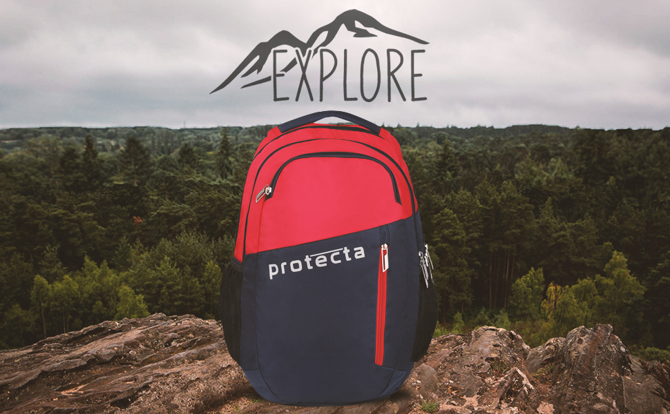 Protecta Twister Laptop Backpack