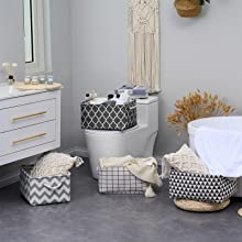Storage for bathroom